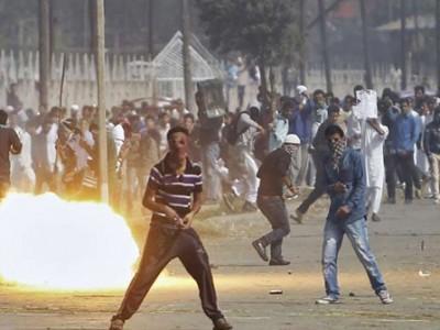 Kashmir-beef-ban-protest