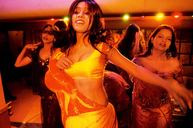File picture: An Indian bar dancer dances during a performance at a dance-bar in Mumbai in India on June 23, 2005. The Supreme Court today ruled that dance bars can be reopened in Mumbai subject to the dance bar owners will now have to apply for a licence to the government. Dance performances in Mumbai bars were banned in 2005. (Manoj Patil/SOLARIS IMAGES)