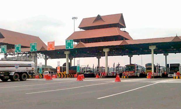 paliyrkkara toll plaza