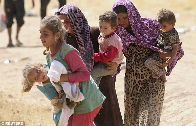 Yazidi girl 8
