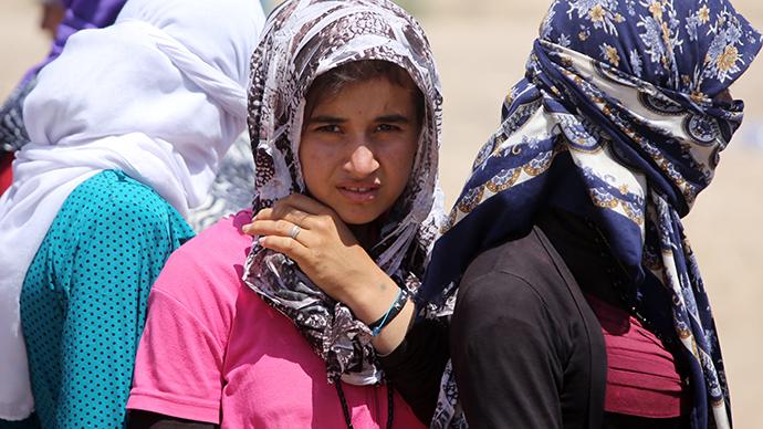yazidi-girls
