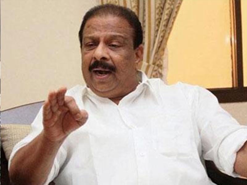 K.Sudhakaran